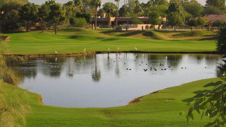 golfing scottsdale park trails lake milano terrace
