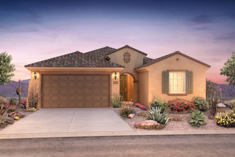 Pyramid Peak Pulte Acerra - elevation 3