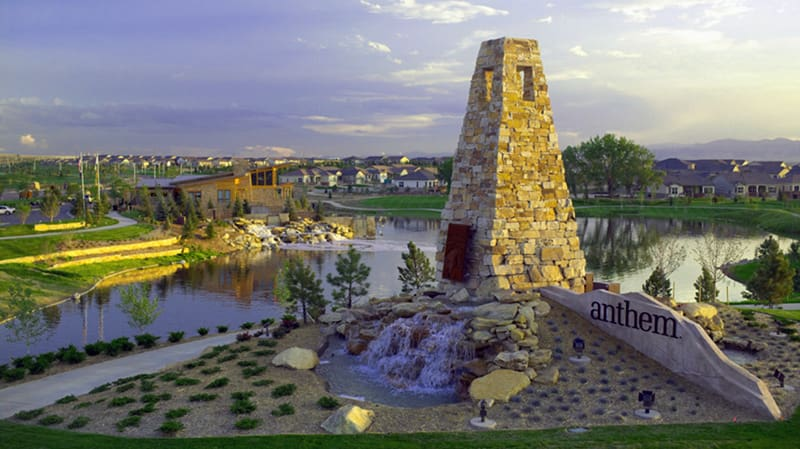 Anthem Arizona Master Planned Community by Del Webb