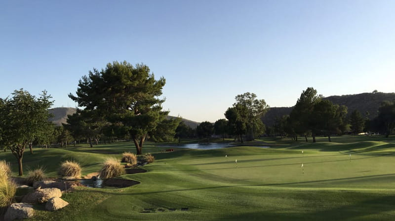 Golf Courses in Anthem AZ