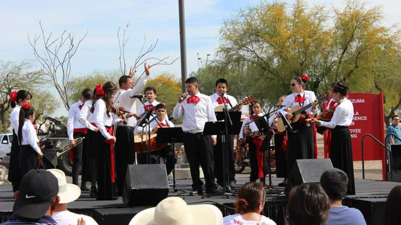 Culturally Diverse Avondale AZ Festivals and Events Latin Heritage