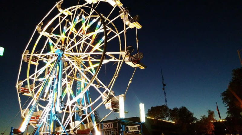 Night Time Carnivals and Festivals in Avondale AZ