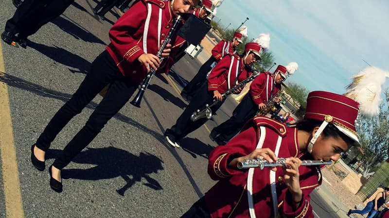 High School Events and Parades in Avondale AZ