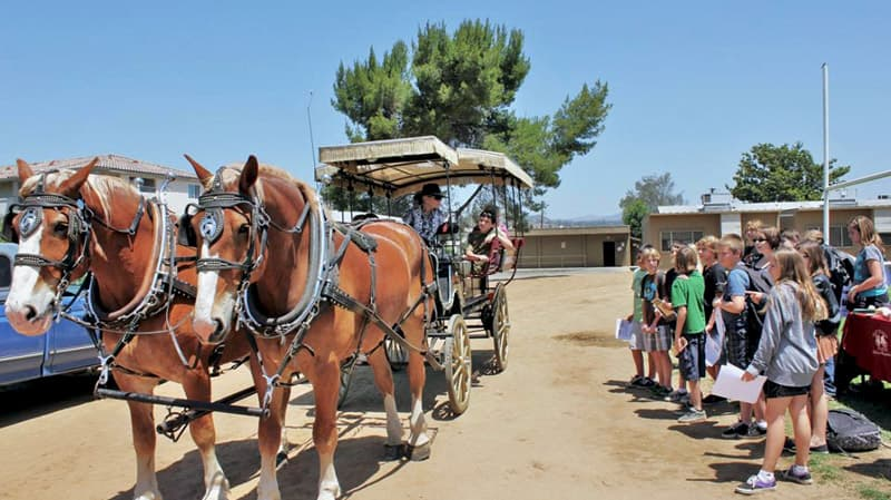 Historic Events in Family Friendly Avondale AZ