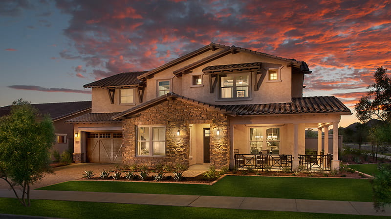 New Construction Homes for Sale in Buckeye AZ
