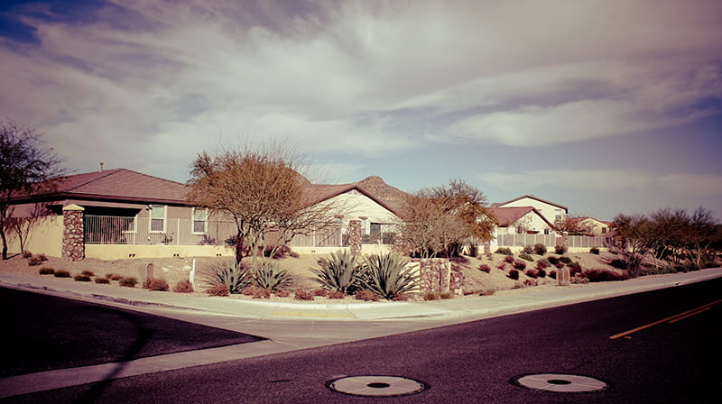 cibola vista single story homes