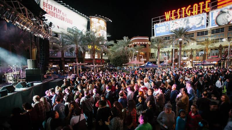 glendale az live concerts and entertainment at westgate