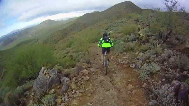 goodyear az great mountain bike trails