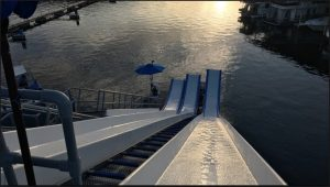 lake pleasant water slide
