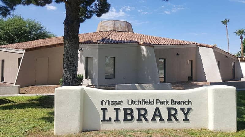 litchfield park az public library