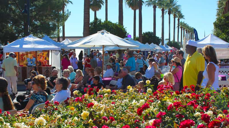 litchfield park az weekend art festivals and exibits