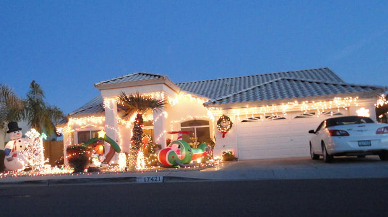 Spend Christmas in your own desert home in Peoria AZ