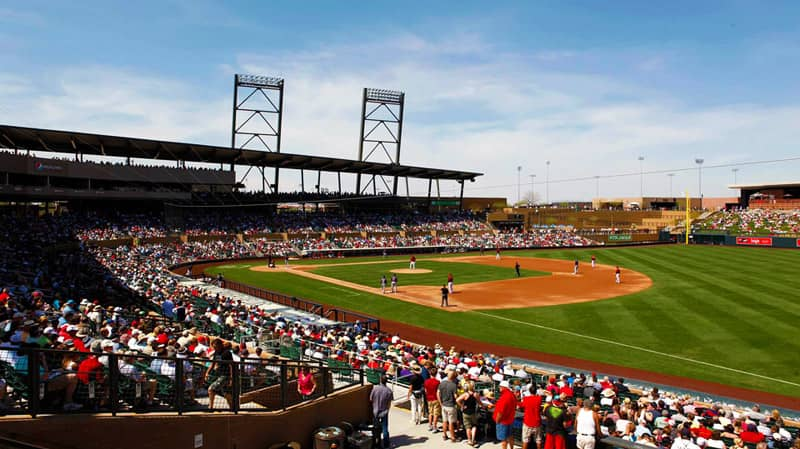 phoenix az major league baseball with the Arizona Diamondbacks