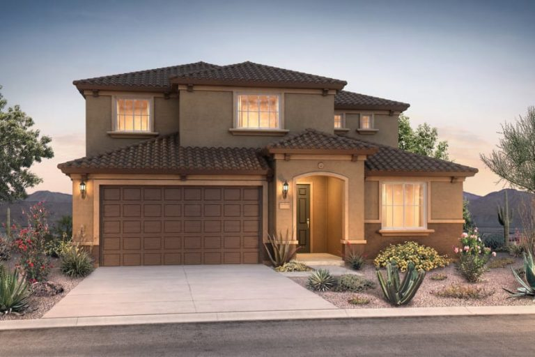 Pyramid Peak Pulte Trento - elevation 2