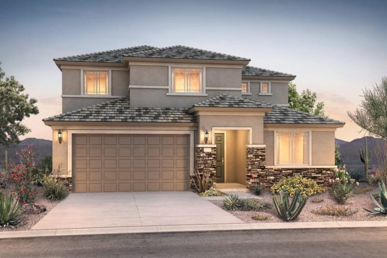 Pyramid Peak Pulte Trento - elevation 3