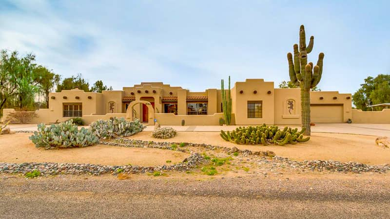 waddell az custom homes designed by architects pueblo