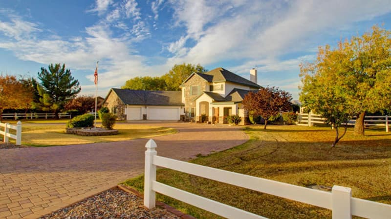 waddell az enjoy the country lifestyle large ranch homes