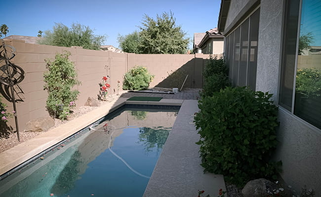 16106 N 109th Drive Sun City AZ 85351 - 7x35 pool