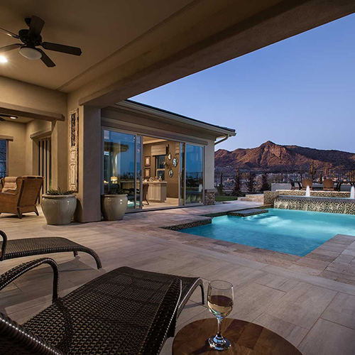 victory at verrado homes for sale country club