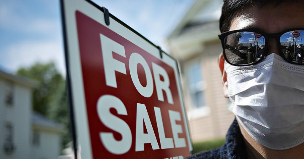 buying a house during the cornoavirus pandemic