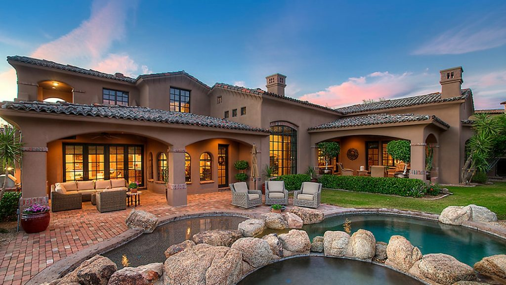 dc ranch scottsdale arizona homes for sale
