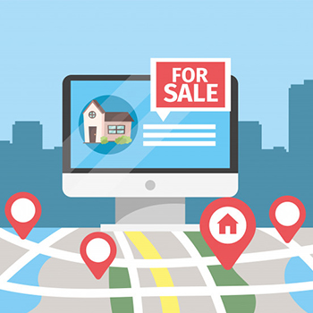 home search pop up
